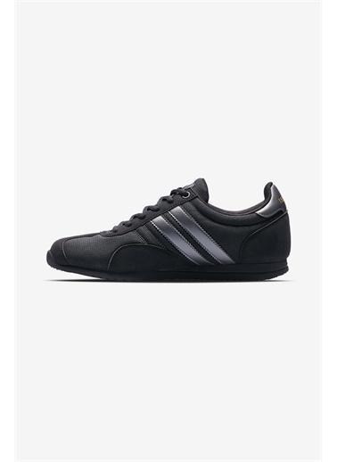 Lescon Campus Siyah Erkek Sneaker Ayakkabı Siyah